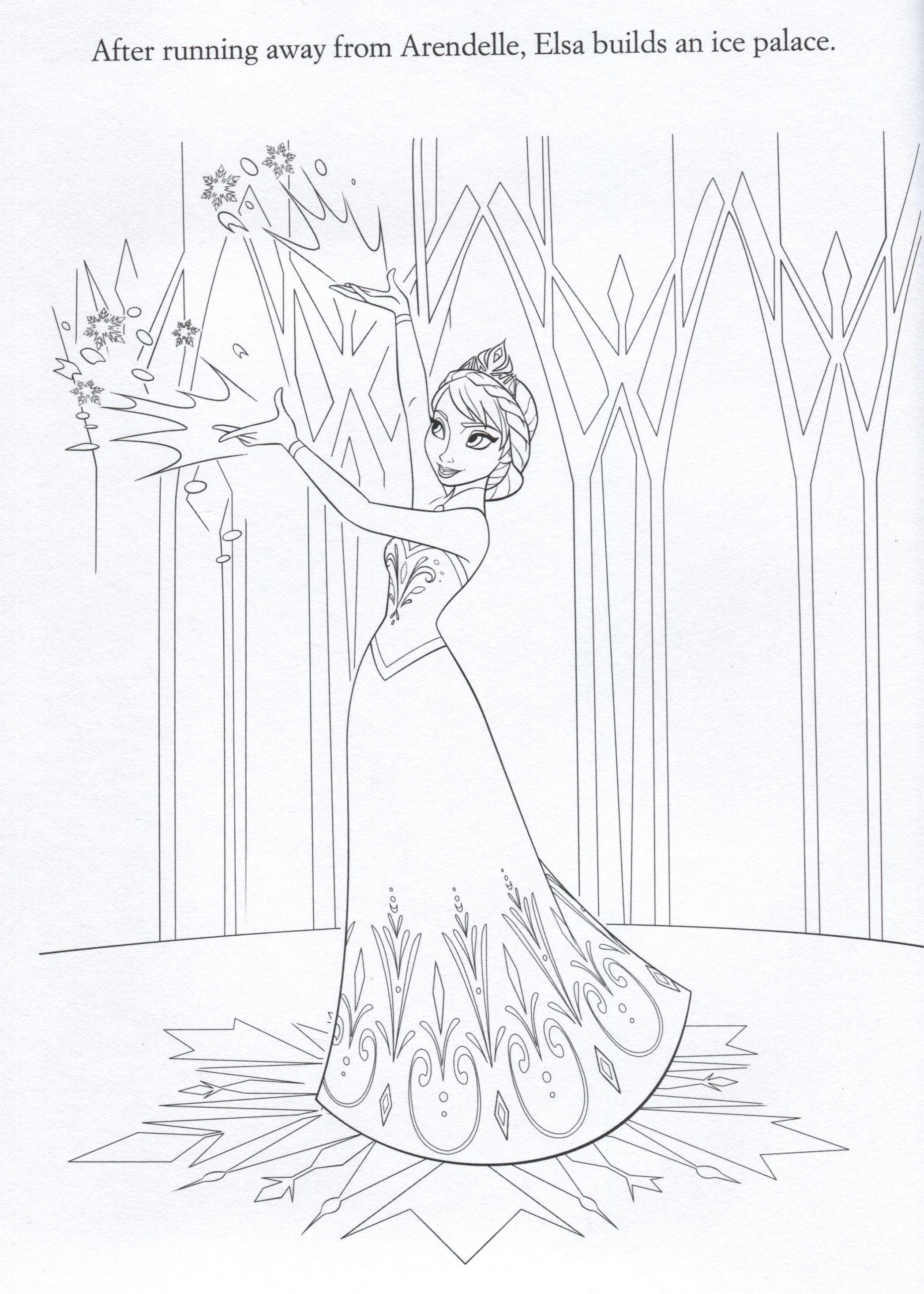Frozen Photo Official Frozen Illustrations Coloring Pages Frozen Coloring Pages Disney Coloring Pages Disney Princess Coloring Pages