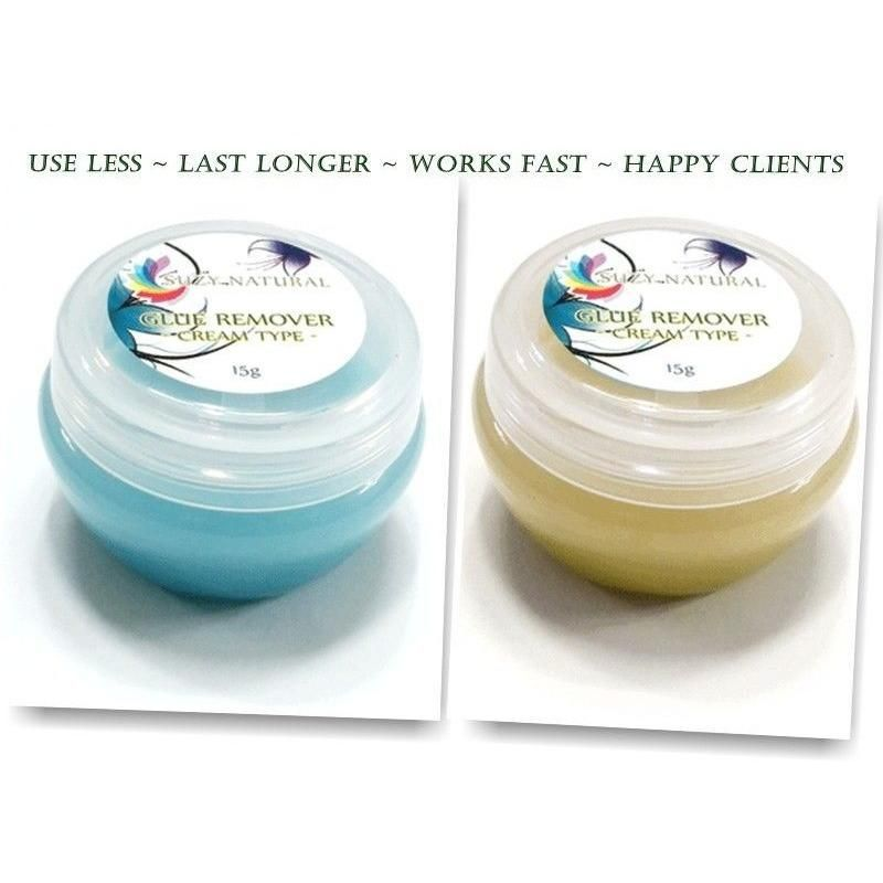 Premium Cream Eyelash Extensions Glue Remover Eyelashes Extension