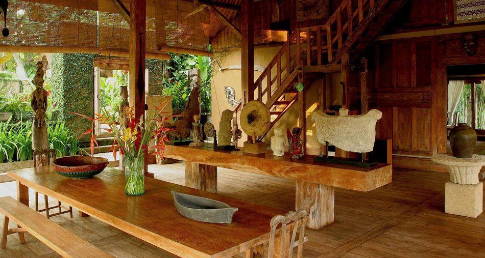 Puri Angsa Luxury Villa Bali Tropical Bali Style