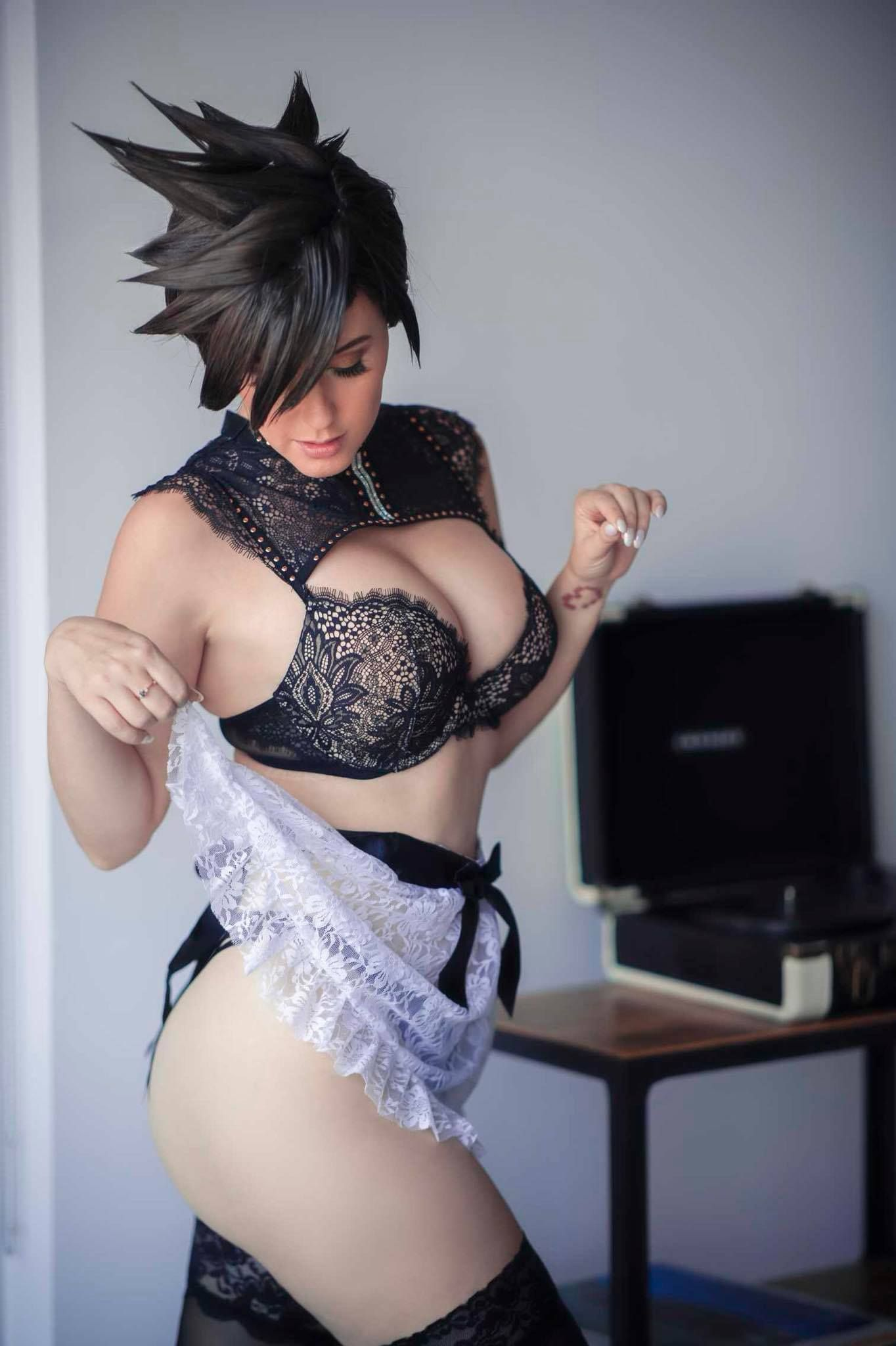All Overwatch Girls Naked tracer maidmeg turney | geek girls, girl, cosplay