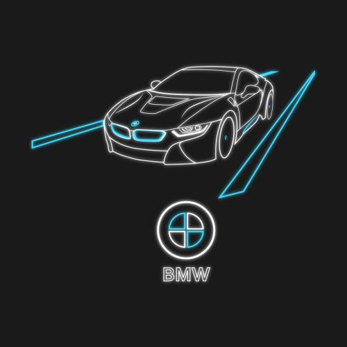 Pin By Automotive Art On Car Tshirts Bmw Car Tshirt Bmw I8