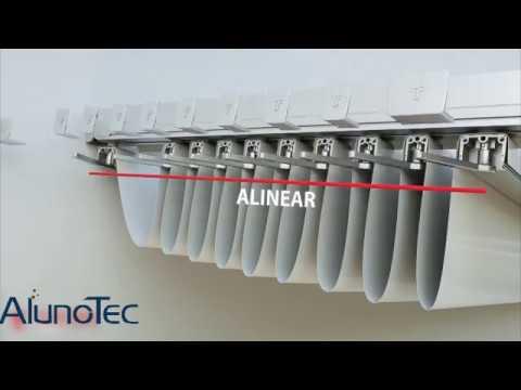 New Designed Pvc Waterproof Retractable Awning Roof From Alunotec Youtube In 2020 Retractable Awning Pergola Canopy Retractable Pergola