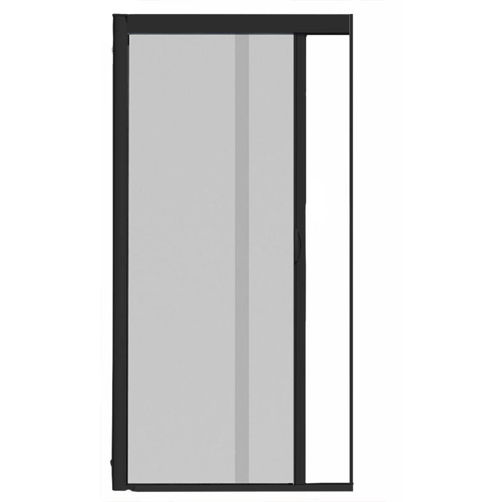 Larson 36 In X 96 In Brisa Sandstone Tall Retractable Screen Door 77010981 In 2020 Retractable Screen Retractable Screen Door Screen Door