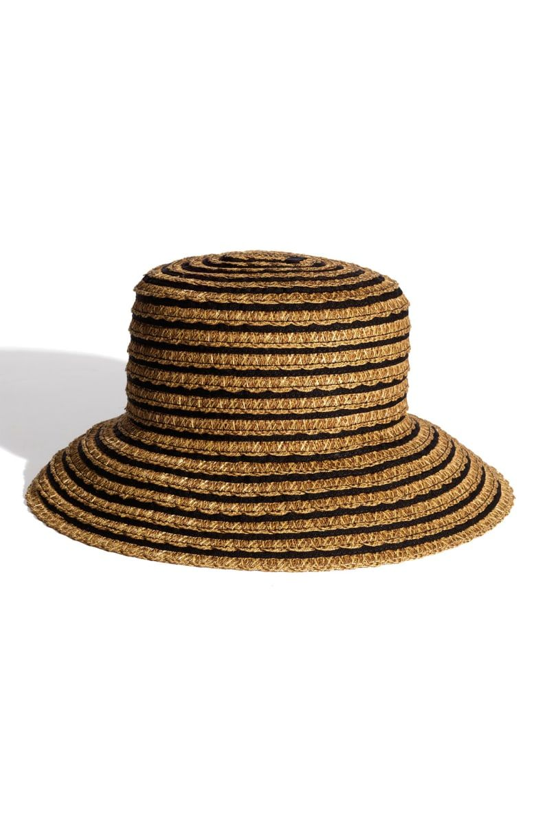 b34efb8b54e Free shipping and returns on Eric Javits  Braid Dame  Hat at Nordstrom.com.  Pretty ribbons run under each tier of a charming straw hat fashioned with  UPF ...