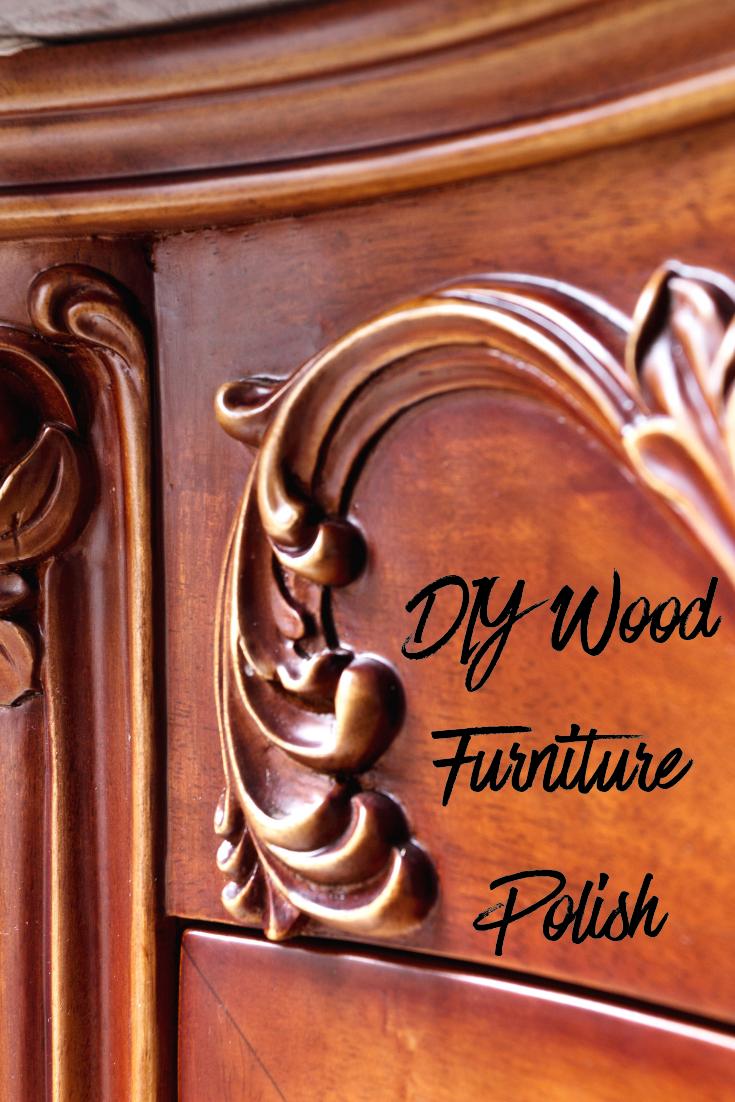 Nourish Your Wood Furniture Diy Wood Furniture Polish Wood Furniture Diy Wood Diy Wood Furniture