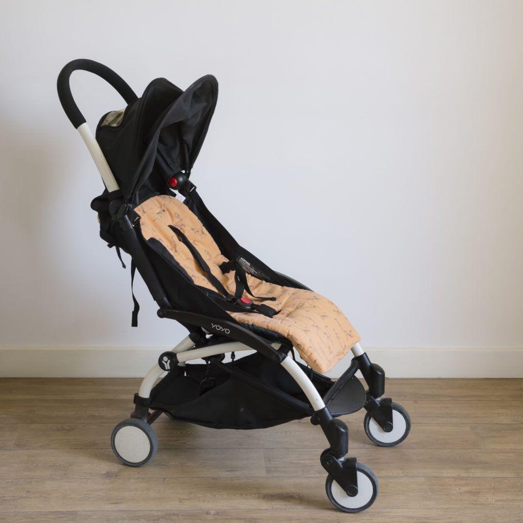 Assise De Poussette Lemurien Celadon Orage Iris Baby Strollers