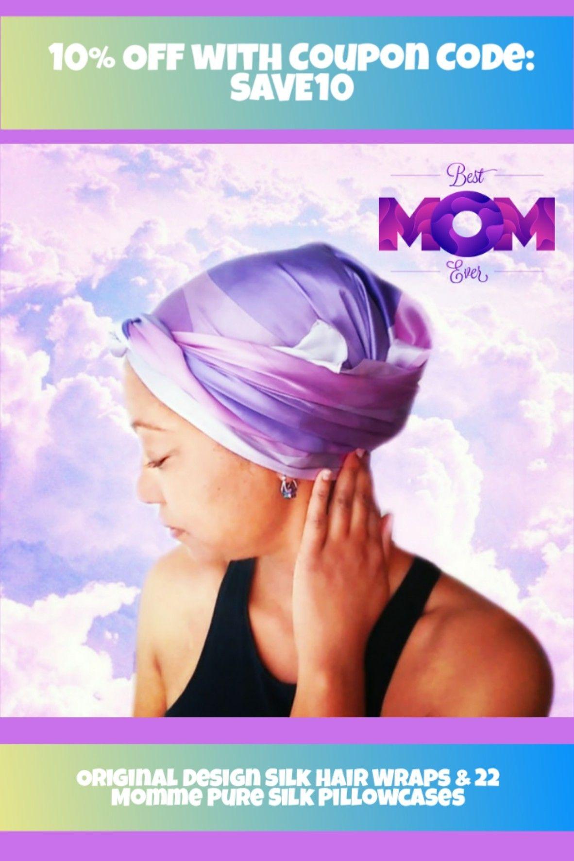 Give Mom a Gift She Will Love in 2020 Silk hair, Hair