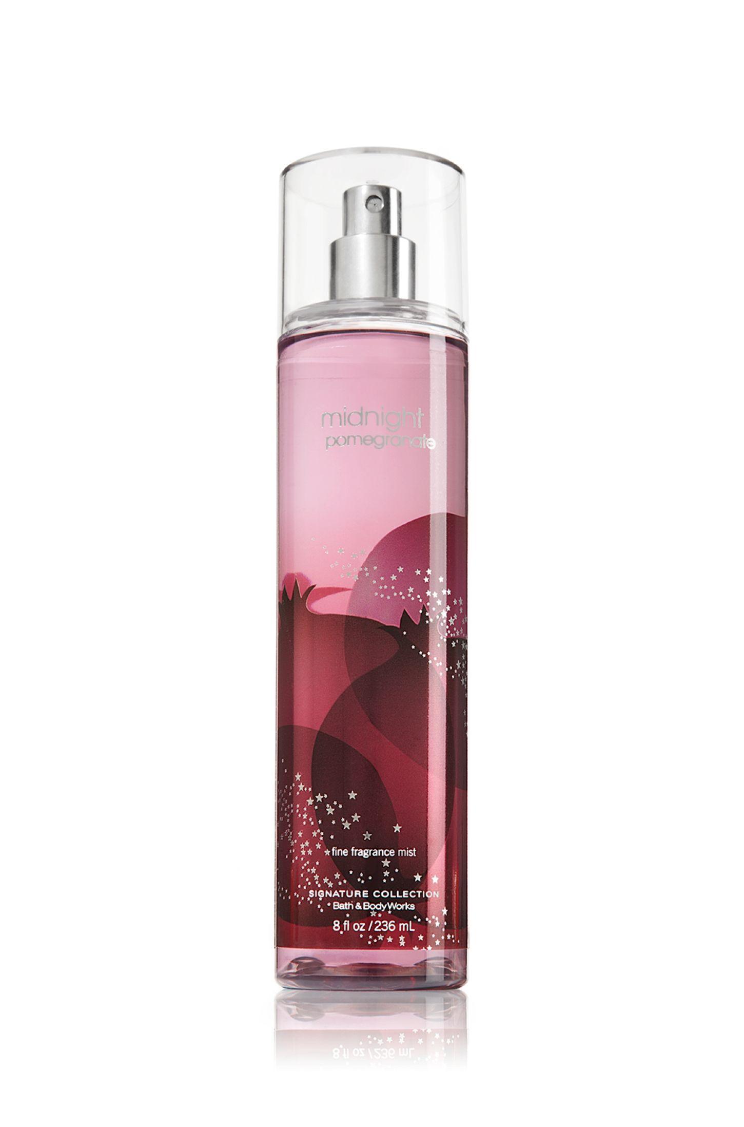 Bath Bodyworks Midnight Pomegranate Fine Fragrance Mist 3