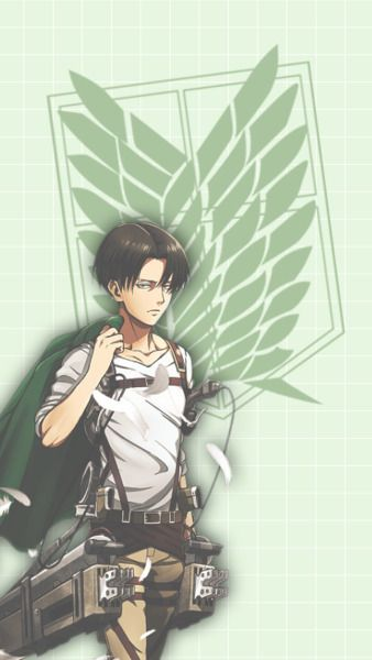 Wallpapers And Lockscreen Attack On Titan Levi Levi Ackerman Anime Wallpaper