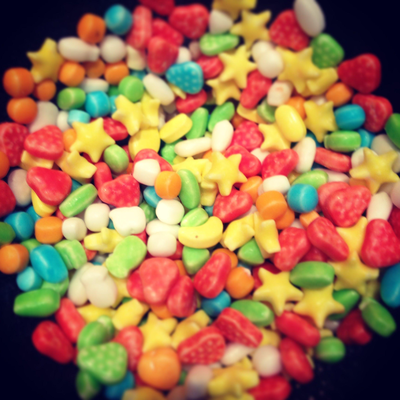 17++ Yummy candy information