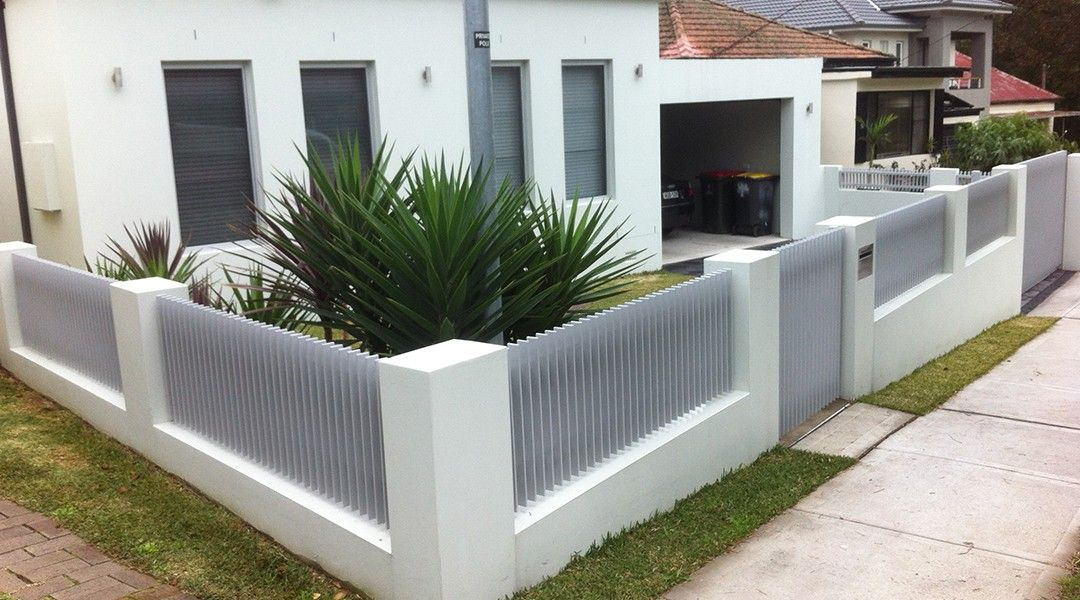 Aluminium 3d Slats Panels And Gates Aluminum Fence Backyard Landscaping Designs Fence