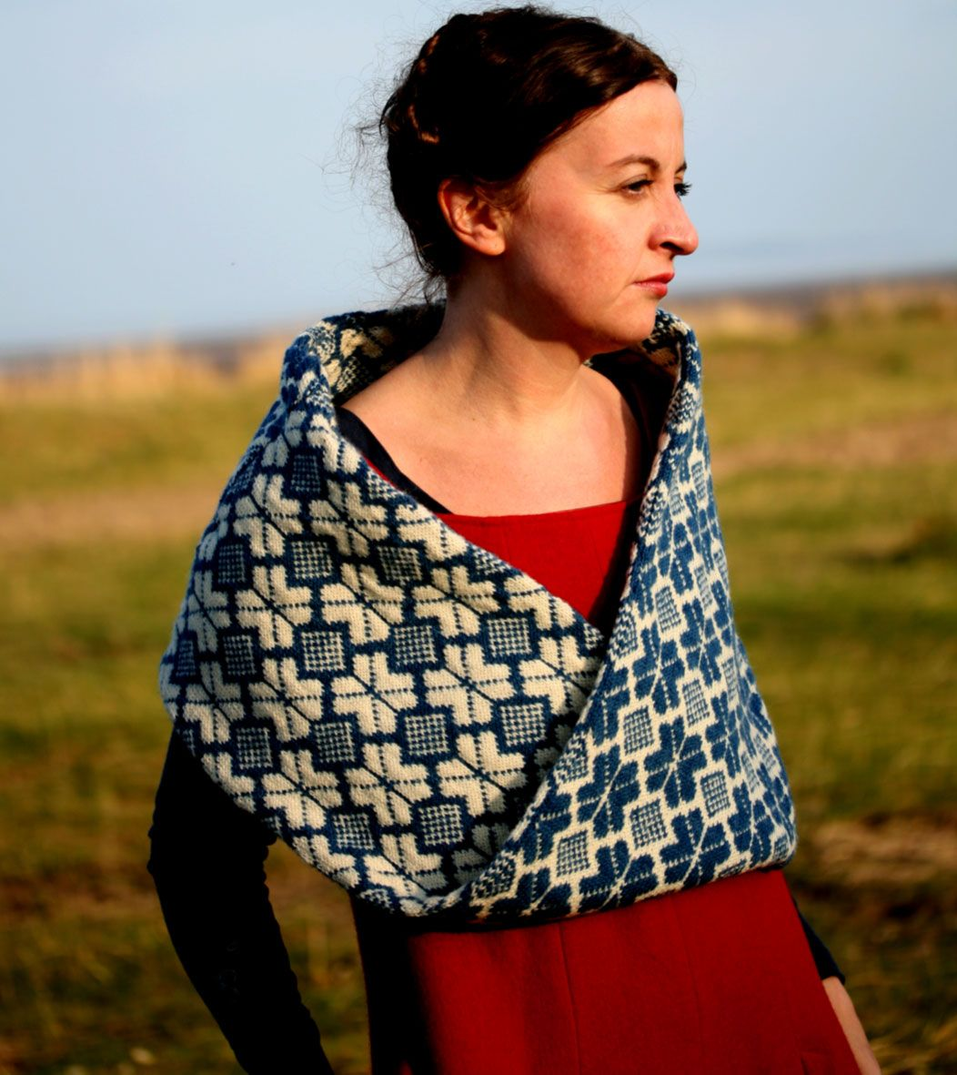 Funchal Moebius by Kate Davies. stunning. i haaaave to knit this ...