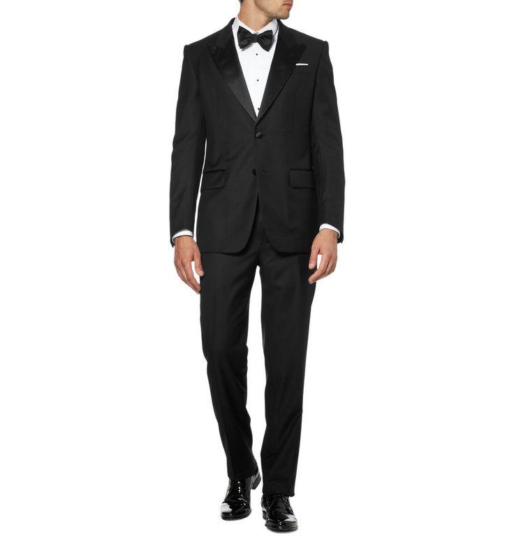 3ca76148f74 Yves Saint Laurent #tux #tuxedo #formal #formalwear | Mens Tuxedos ...