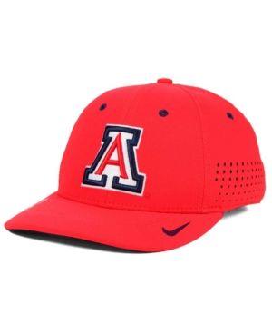 Nike Arizona Wildcats Sideline Cap - Red M/L