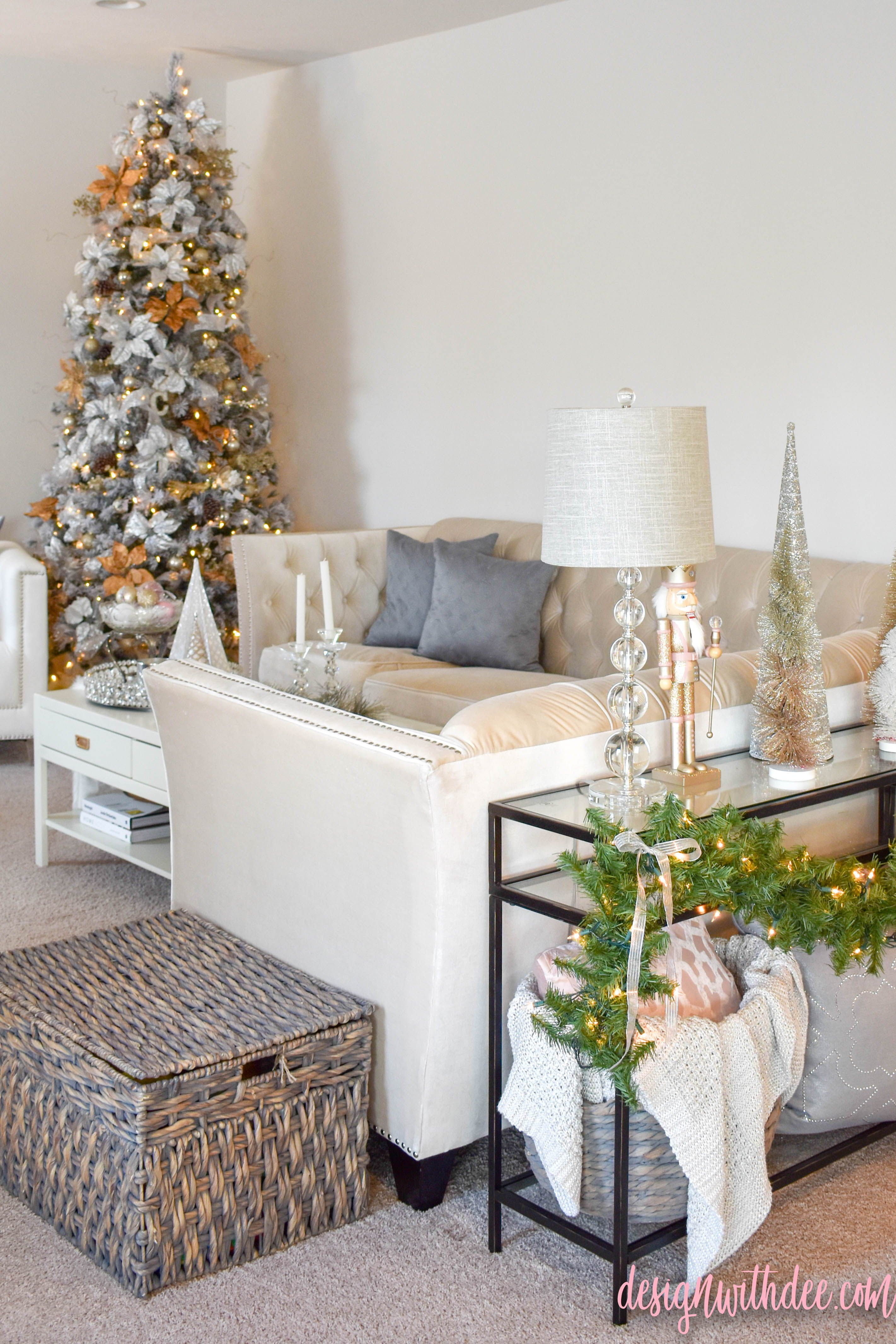 Christmas Living Room Diy Christmas Decorations Easy Christmas Decorations Living Room Easy Christmas Diy