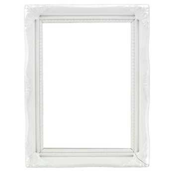 White Ornate Picture Frames Image collections - origami instructions ...