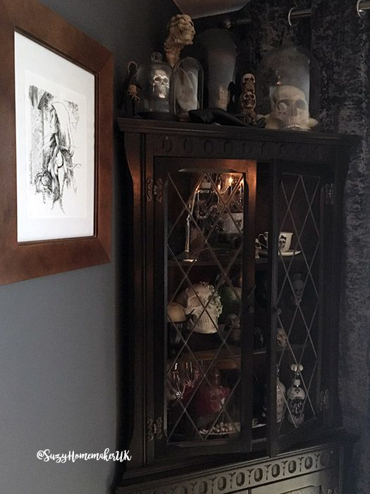 Photo of A Victorian Gothic Dining Room Makeover