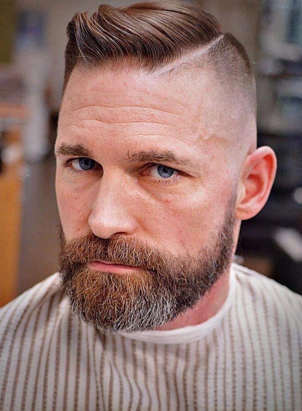 15 Amazing Balding Men Hairstyles For Hair Makeover Mens Haircuts For Balding Men Balding Mens Hairstyles Thin Hair Men