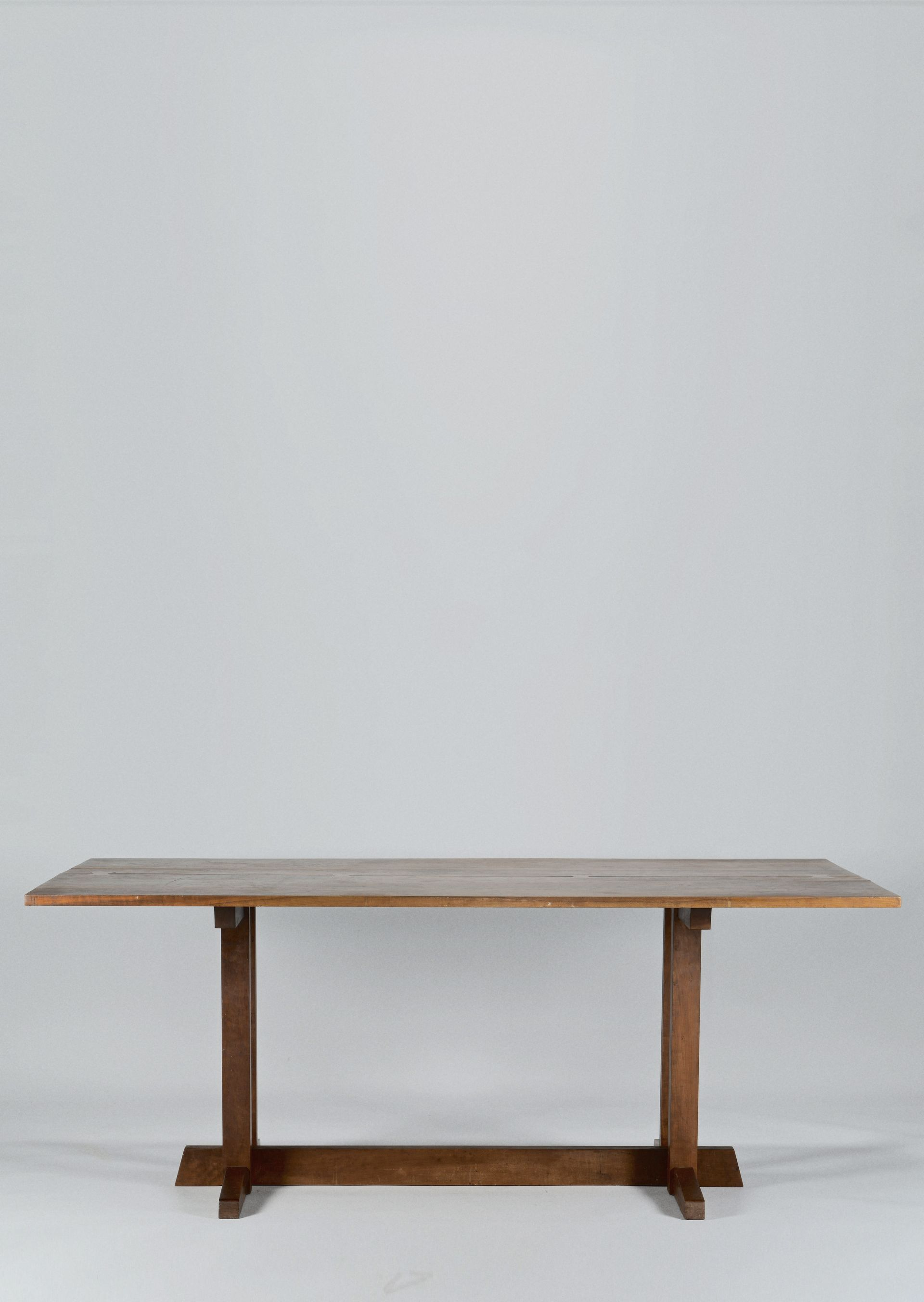 George Nakashima Frenchman s Cove Table Cherry Wood 1968