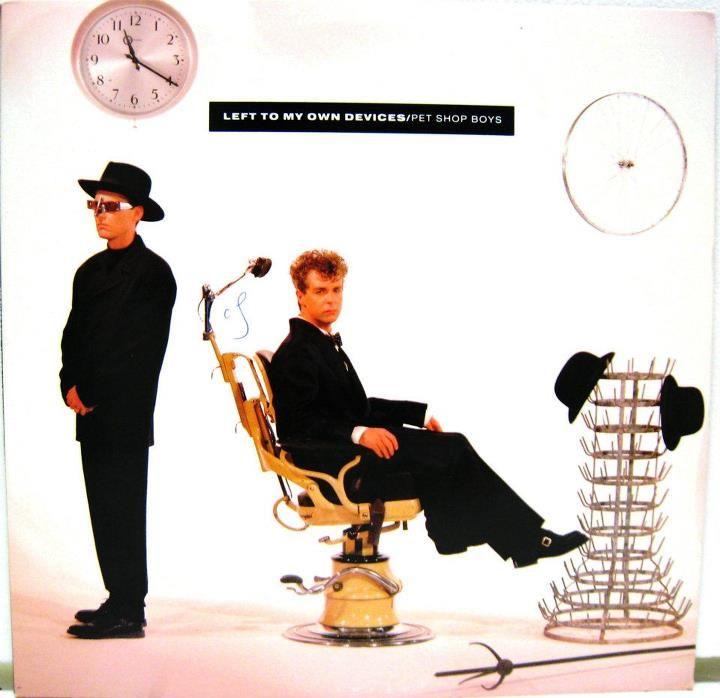 Pet Shop Boys Pet Shop Boys Album Covers Music Album Covers