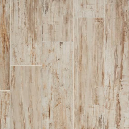 Batavia Almond Wood Plank Ceramic Tile 8 X 48 100213180 Floor