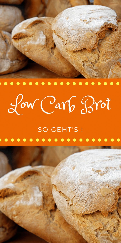 Photo of Low carb Brot (Rezept) – Sehr einfach und schnell zubereitet