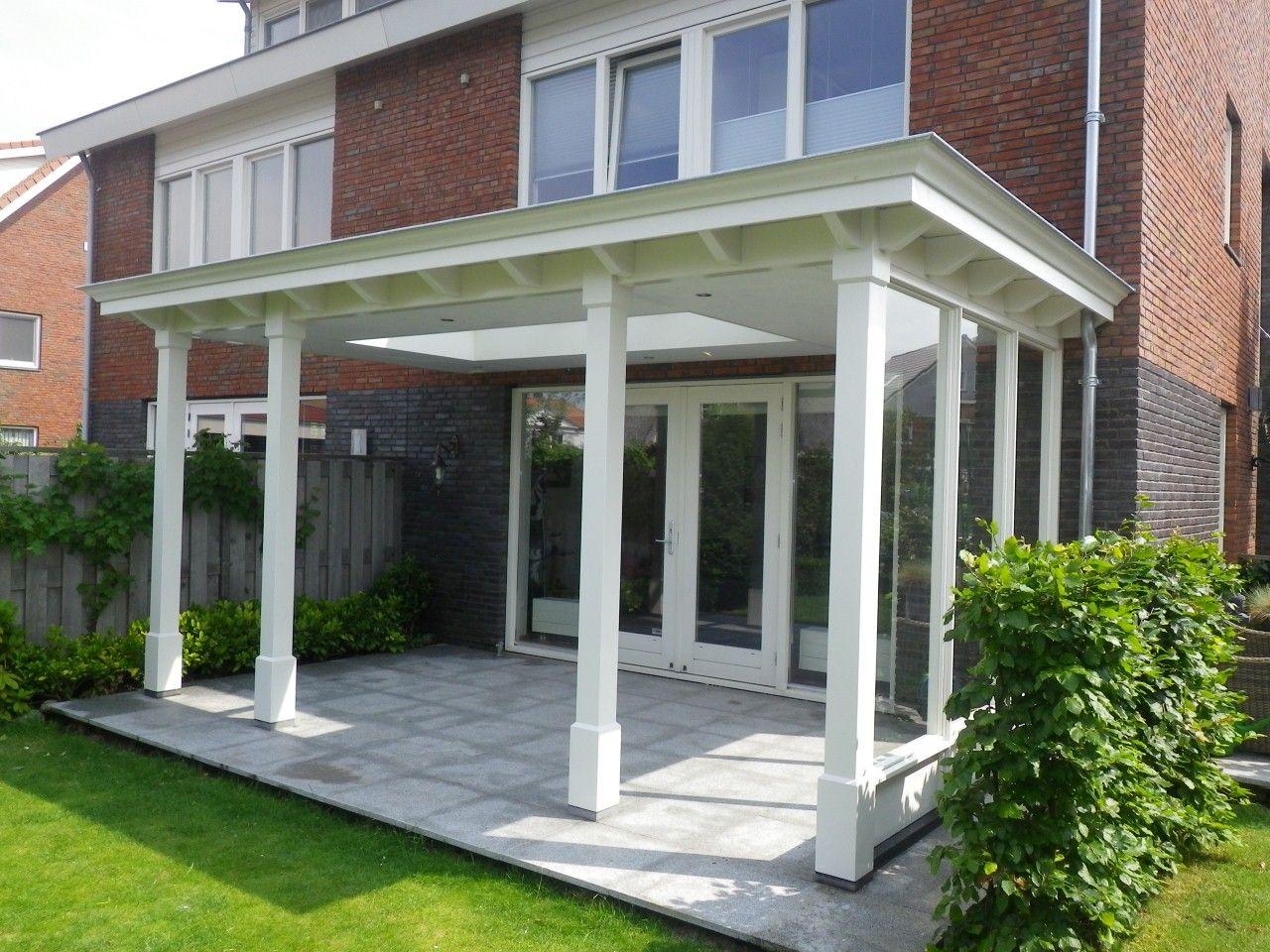 Klassieke veranda | stijlvol tot in detail