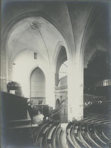 Afbeeldingsresultaat voor interieur martinikerk 1900