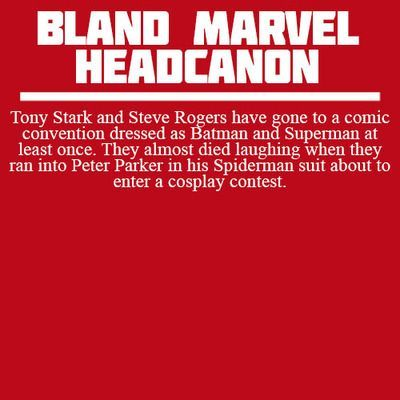 Bland Marvel Headcanons - Visit now to grab yourself a super hero shirt today at 40% off!