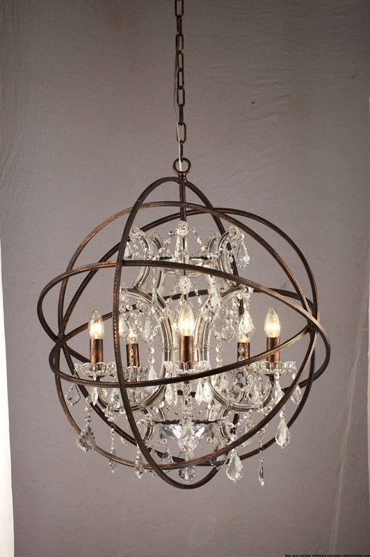 Gold Orb Crystal Chandelier In Chandeliers From Lights U0026 Lighting On  Aliexpress.com |