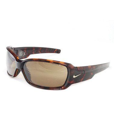 Brown Tortoise Nix Sunglasses - Men