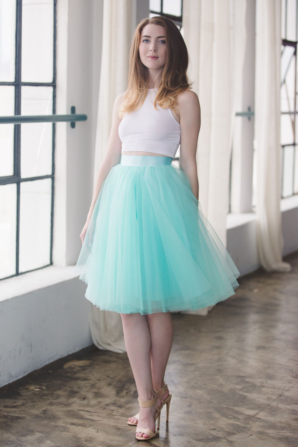 2f91ceb9d Space 46 Boutique Tulle Skirt ... My Dream Skirt Oh My Gahhh!! #Fashion  #WomensFashion #Space46 #Space46Boutique #Tulle #TulleSkirt #Skirts # ...
