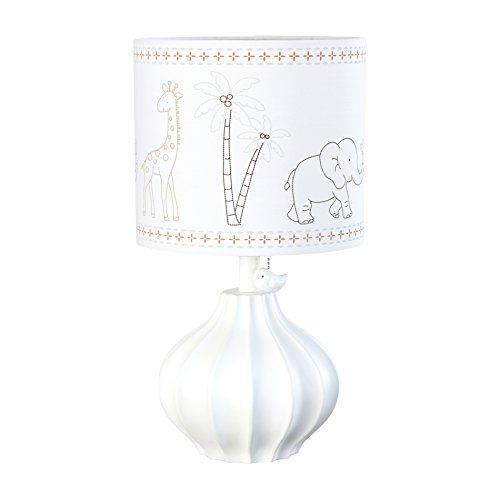 Just Born Animal Kingdom Nursery Lamp Fluted Base With S Http