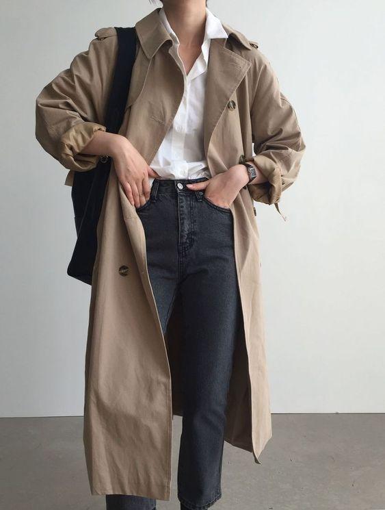 10 outfits de moda minimalista y elegantes para la oficina