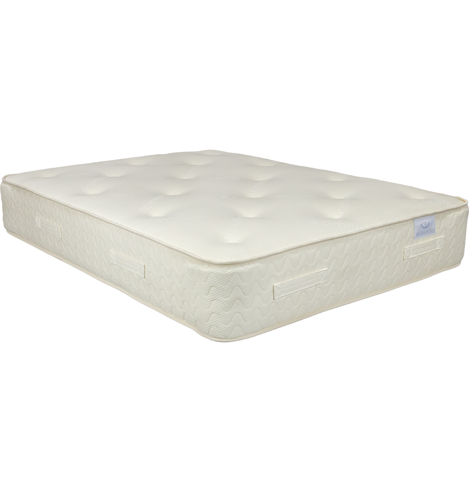 perfect for the health conscious sleeper this eco friendly hybrid