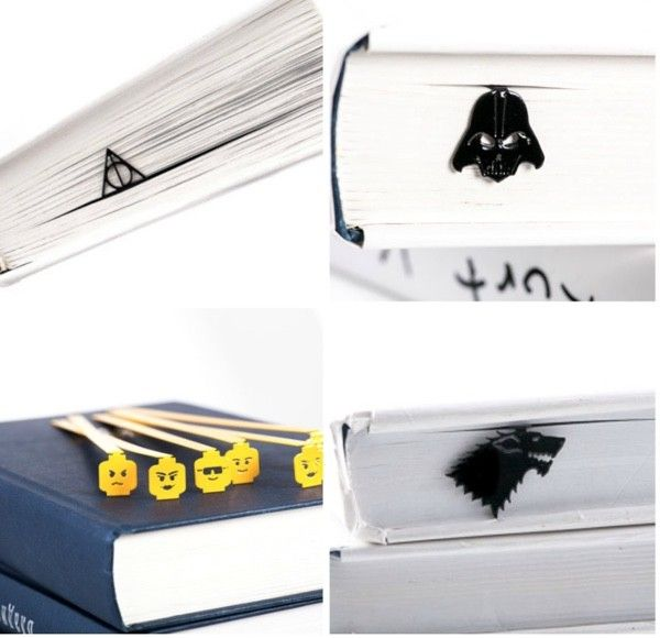 Charming Cool Bookmarks Part - 9: These Are Some Really Cool Bookmarks