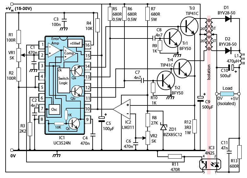 Smps Circuit Diagram Pdf Fresh Finding A Power Supply Schematic Rh Golfinamigos Com Smps Circuit