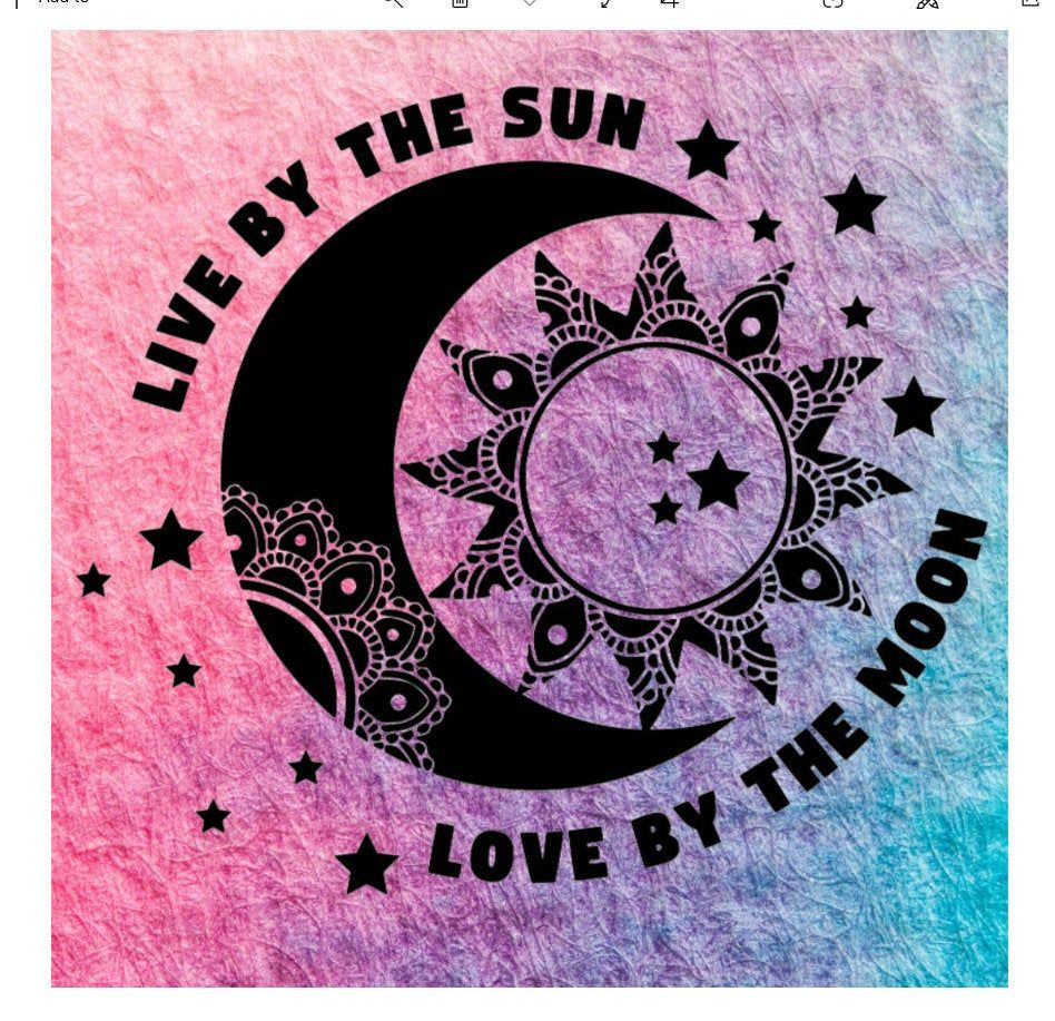 Download Live by the Sun Love by the Moon Mandala digital download ...
