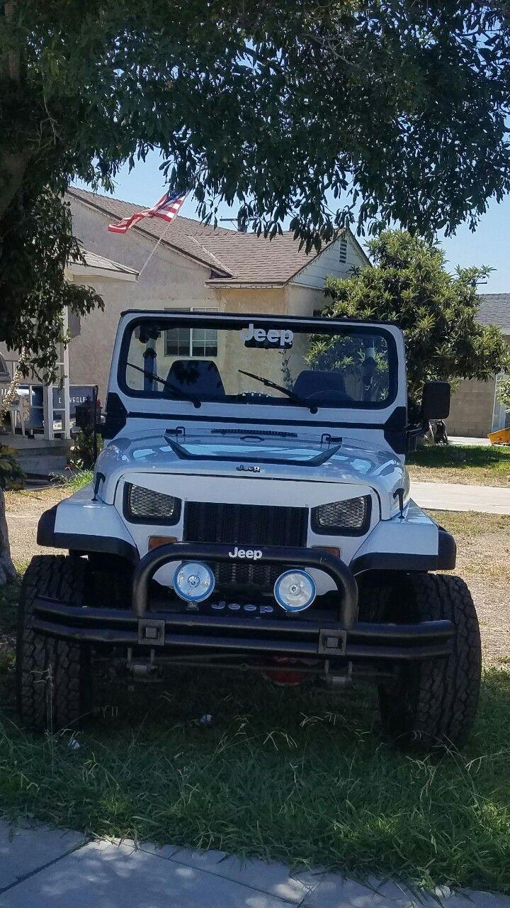 91 Yj Jeep Yj Jeep Wrangler Yj Jeep Wrangler