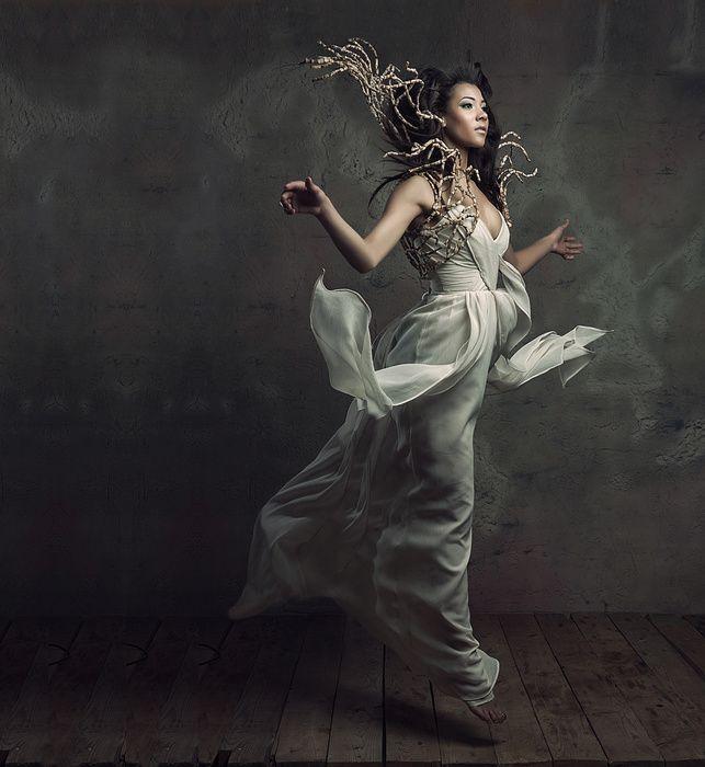 Asiko | Ade Okelarin - Fashion Photography - Demented Queen Concept Ideas