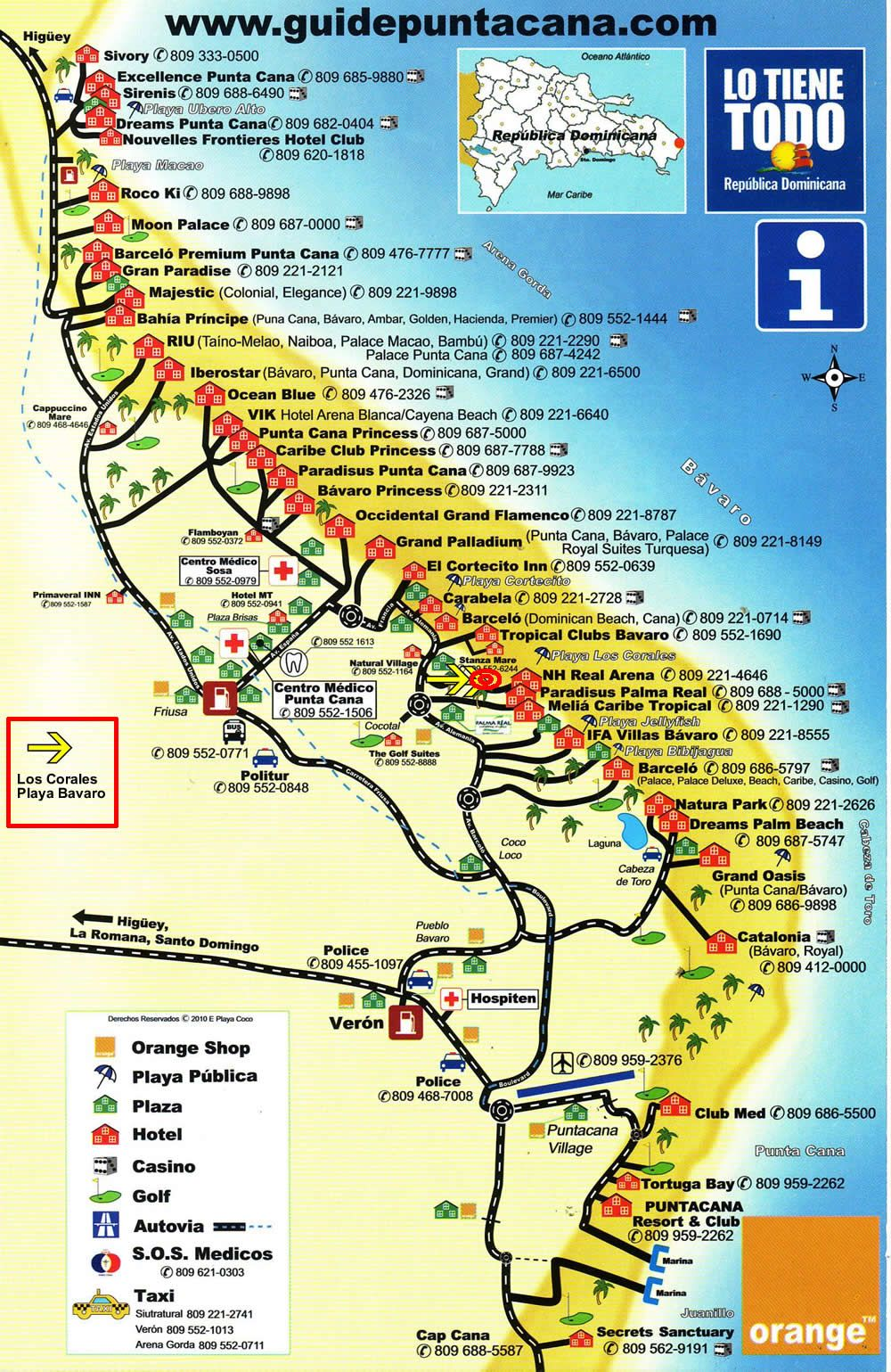Resorts In Bavaro Punta Cana Hotels Playa Dominican Republic