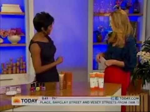 Confetti Nail Polish—As seen on the Today Show: Easy Head-to-Toe Beauty Tips! #ConfettiColor Confetti Nail Color