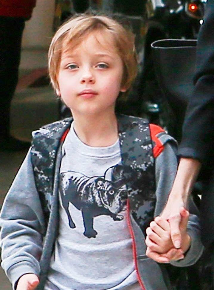 Knox Jolie Pitt | Star Kids | Knox jolie pitt, Jolie pitt ...