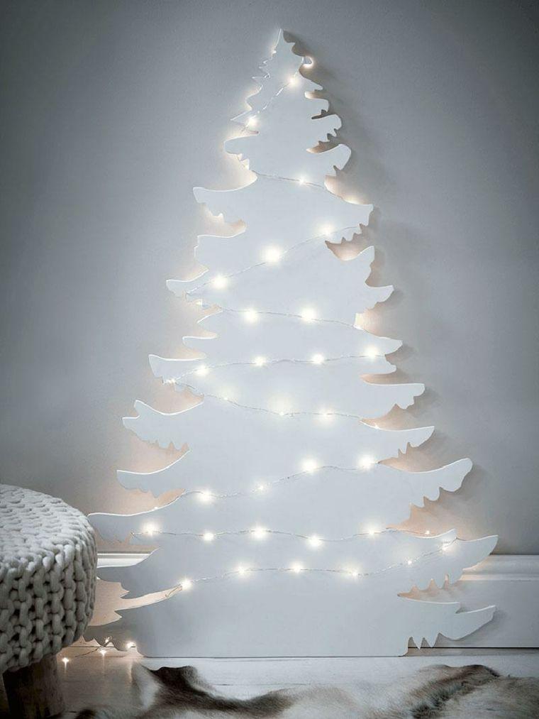 Árbol de Navidad casero - conoce estas ideas originales -