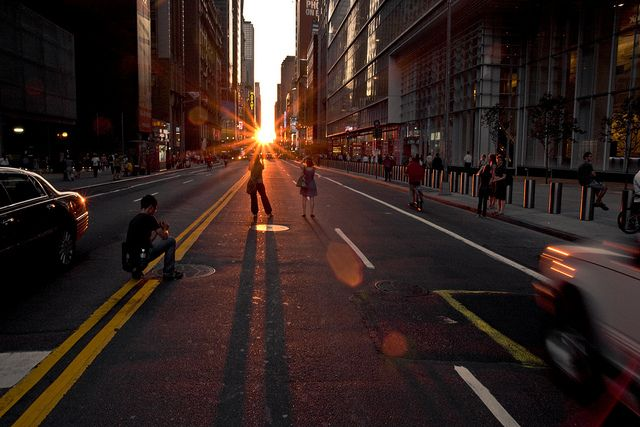 Manhattanhenge 2011 | Best Pictures