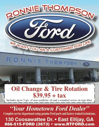 Ronnie Thompson Ford - Ellijay, GA #georgia #EllijayGA # ...
