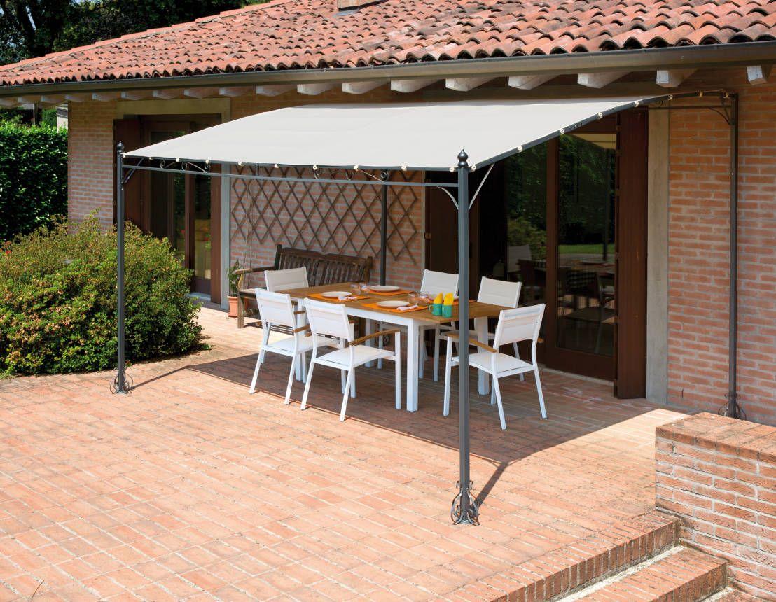 10 toldos espectaculares para jardines y terrazas | Toldos vela ...
