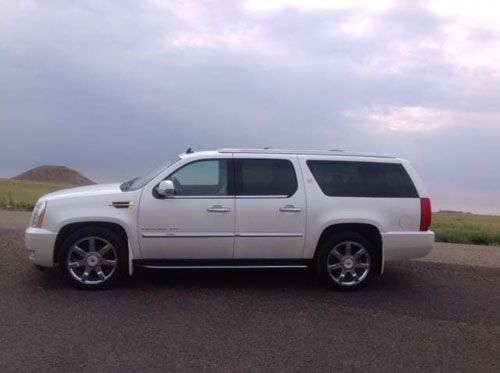 2010 Cadillac Escalade - Baker, MT  #3541700035 Oncedriven