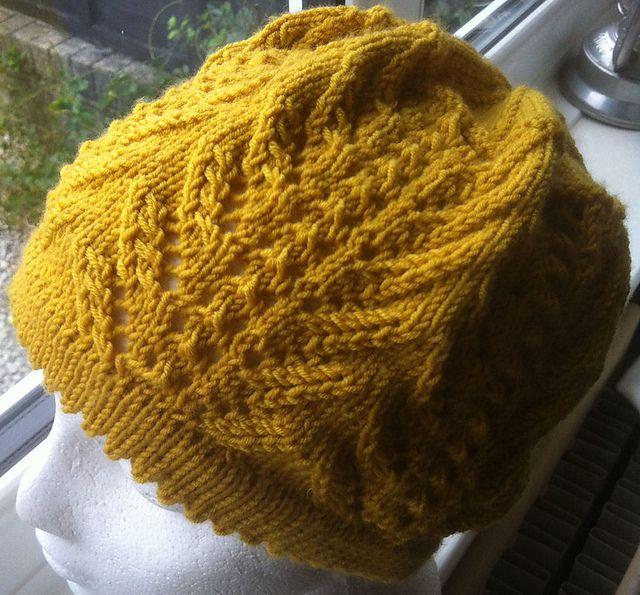 Ravelry: Rian Hat pattern by Loraine Birchall #giftalong2014