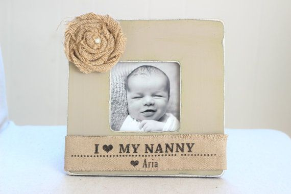 Grandparents Day GIFT Personalized Gift for Grandparents Picture frame from Grandchild Grandkids Grandbaby on Etsy, $28.00
